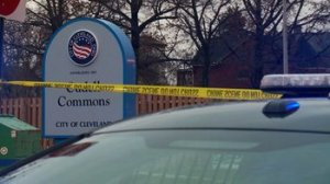 12-year-old with air gun dies in Cleveland police shooting