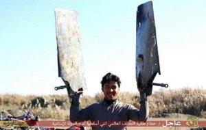 Jordanian Warplane Shot Down