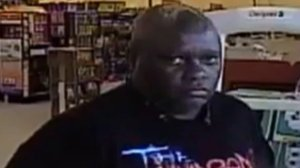 The suspect that HPD is looking for in connection with a string of robberies at Houston Famil Dollar stores.