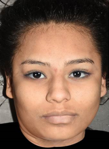 The following image is an artistic rendering of what the Jane Doe may look like.