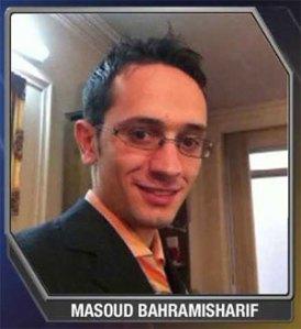 Masoud Bahramisharif