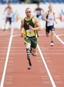 Oscar Pistorius (courtesy: Action Images / Craig Brough)
