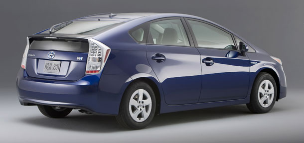 Toyota will be recalling almost 700,000 Prius models in the U.S. (Photo: Hybridcars.com)