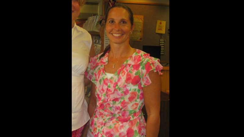 Principal Dawn Lafferty Hochsprung was one of those killed at Sandy  Sandy Hook Elementary School in Newtown, Connecticut (Photo: Newtown Patch)