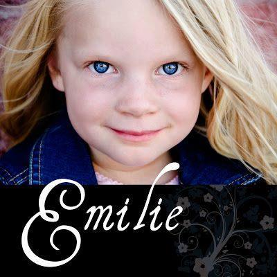 Emilie Parker (Photo: Emilie Parker Fund Facebook Page)