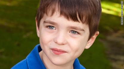 Dylan Hockley, 6 (CNN)
