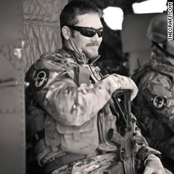 Former Navy SEAL Chris Kyle (CNN)