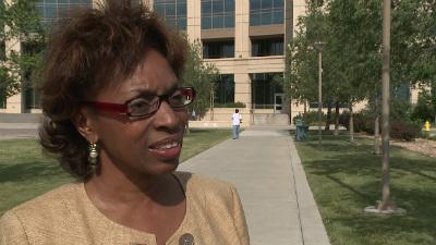 State Rep. Rhonda Fields, D-Aurora.