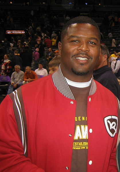 LeRoy Butler at the Bradley Center in Milwaukee.(Photo: Wikipedia)