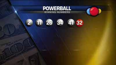 Winning Powerball numbers May 15, 2013