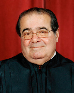 Justice Antonin Scalia (Credit: Wikipedia)