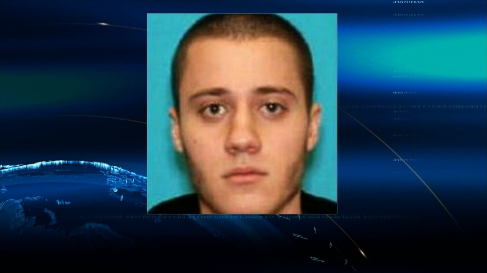 The FBI identifies the suspect in the LAX shooting Friday, November 1, 2013, as Paul Anthony Ciancia, 23, of Los Angeles, CA