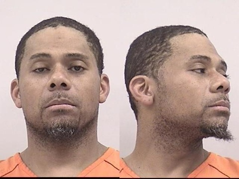 Adrian Marion Hill was arrested after he refused to comply with police orders. (Photo: Colorado Springs Police)