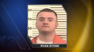 Police identified Ryan Stone as the suspect in the kidnapping that ended in a high-speed chase on March 12, 2014. (Photo: Longmont Police Department)