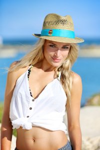 Reeva Steenkamp appeared on South African reality TV series Tropika Island of Treasure where competitors vie for cash prizes in remote, exotic locations in a variety of daily challenges.  Steenkamp was shot and killed in the home of star Olympian Oscar Pistorius on Thursda., February 14, 2013. Pistorius has been charged with premeditated murder