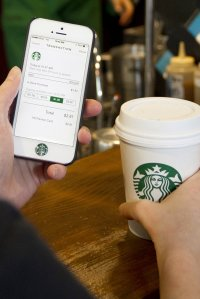 Starbucks' baristas are about to get a digital bump in their paychecks -- the coffee chain's updated iPhone app will allow customers to make a tip when paying with their phones.