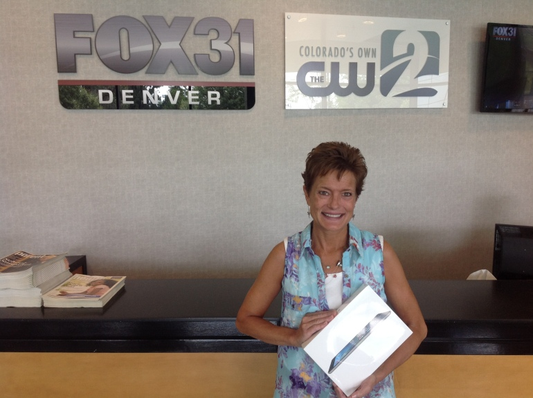 Congratulations to Robyn Hendershot who won an iPad from Greeley Unexpected.