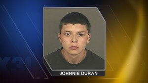 Johnnie Duran, 18, turned himself into police on June 6, 2014. (Photo: Denver Police Department)