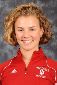 Indiana University grad student and former rower Karlijn Keijzer was one of the passengers aboard Malaysia Airlines MH17 that crashed in Ukraine Thursday, July 17, 2014.