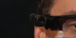 A camera attached to glasses that is being tested by Denver Police. (Photo: Denver Police)