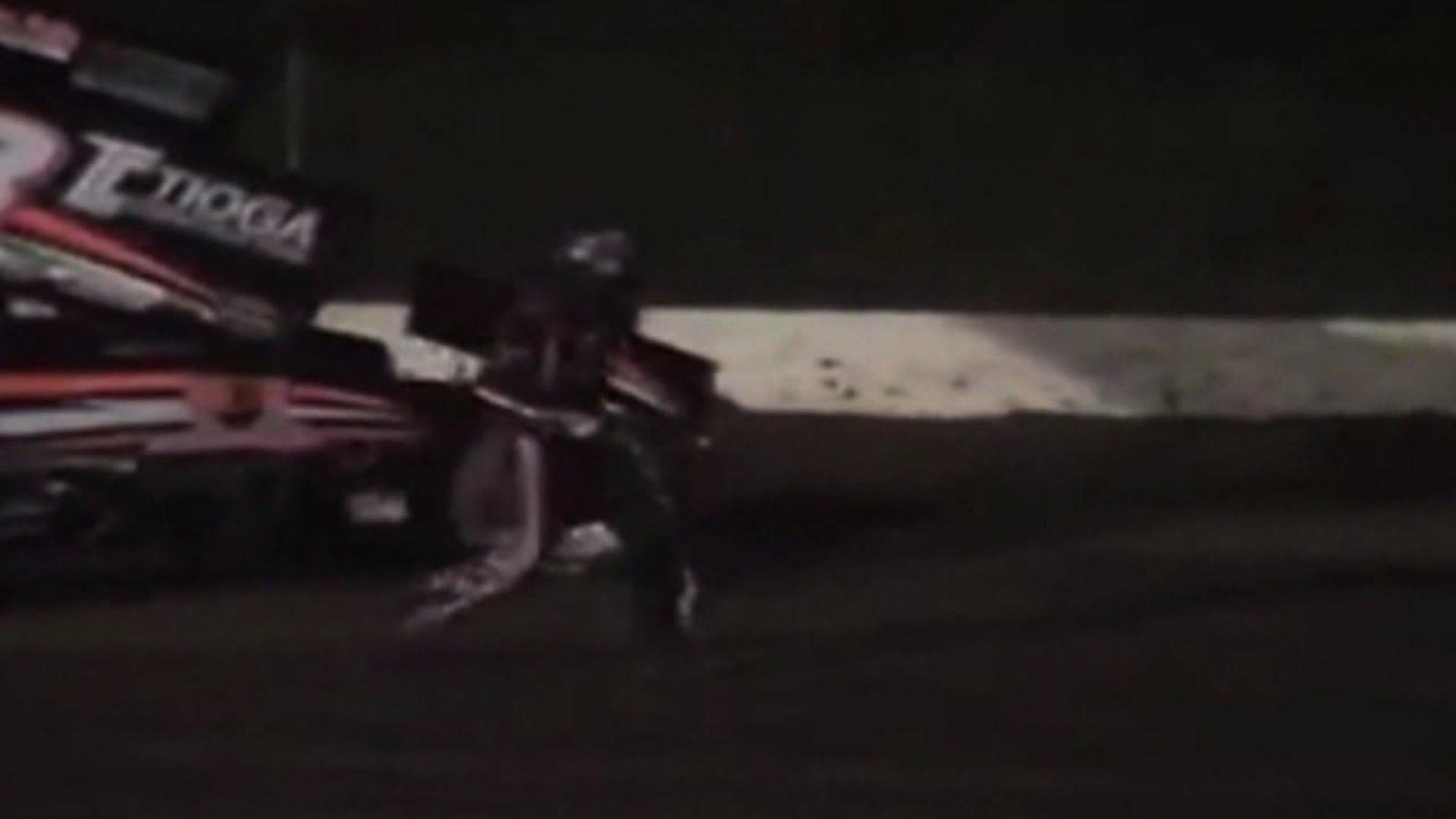 Tony Ward Jr. was hit and killed by NASCAR Tony Stewart during Sprint Car race