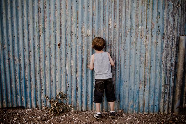boy-fence