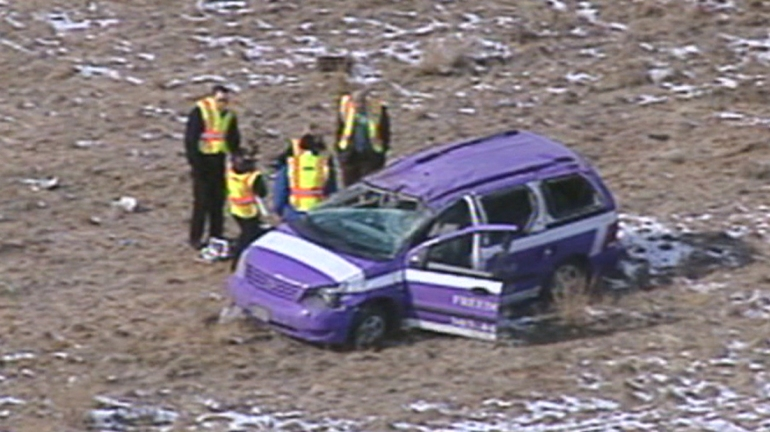 Kate McClelland and Kathleen Krasniewicz were killed when their cab crash on the way to DIA.