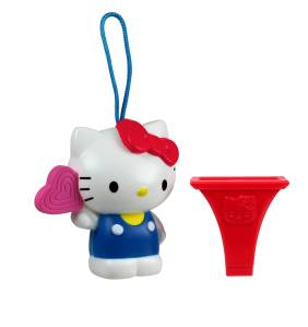 McDonald's recalled about 2.3 million Hello Kitty toys that came with some of its Happy Meals because they pose a choking risk. The item in question is a red Hello Kitty Birthday Lollipop Toy (No. 6) whistle. The whistle can be removed from the toy and used to make sounds by inhaling and exhaling.