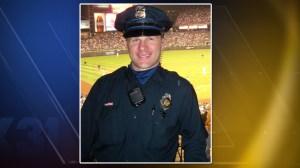 Denver Police Officer John Adsit. (Photo: DPD Facebook page)