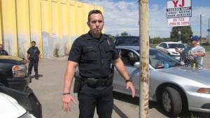 Officer Charles Jones