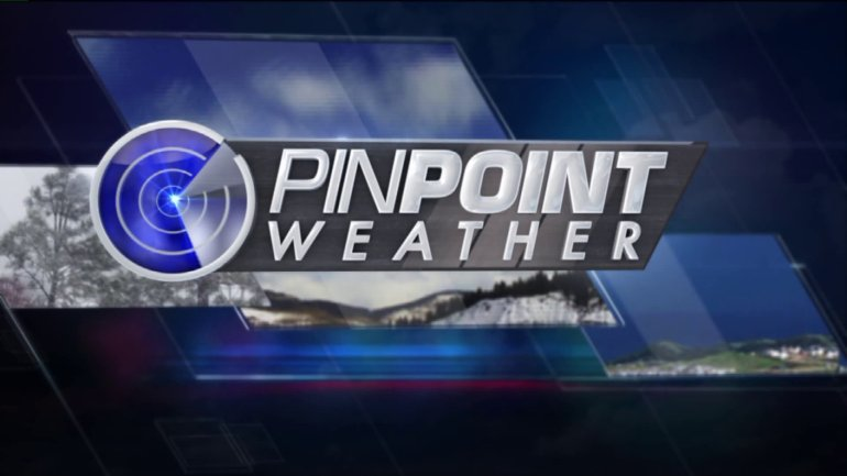 pinpoint weather