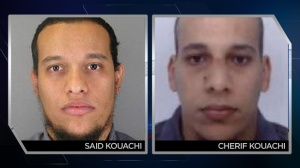 Said Kouachi and Cherif Kouachi are the two suspects believed to have attacked a Paris magazine Charlie Hebdo and killed 12. (Photo: Direction centrale de la Police judiciaire via Getty Images)