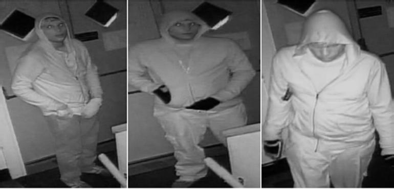 Police are looking for a suspect who is tied to at least two church burglaries in Englewood. (Photo: Englewood Police Department)