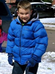 A Colorado State Patrol trooper found 6-year-old Caleb Lund, who went missing at Great Sand Dunes National Park on Monday, March 9, 2015. (Photo: Family photo)