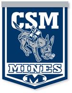 Logo, Colorado School of Mines