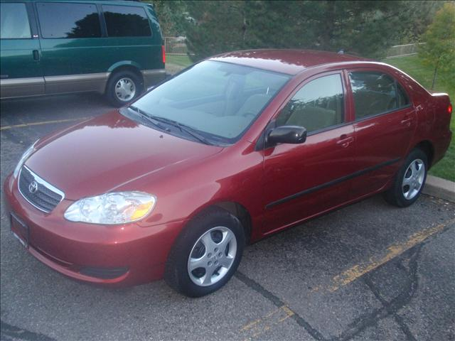 An example of the car Stoian may be driving -- not the actual car (Photo: Thornton Police)