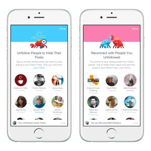 Facebook is updating its preferences to let users see more from their best friends and the family members they like -- and less from the odd cousins and obligatory business contacts they loathe.
