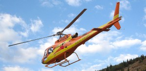 Flight for Life helicopter. Credit: Flight for Life Colorado