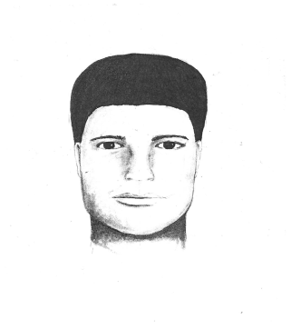 Cheyenne Police are seeking a suspect who committed an armed robbery that killed two, depicted in this sketch. (Photo: Cheyenne PD)