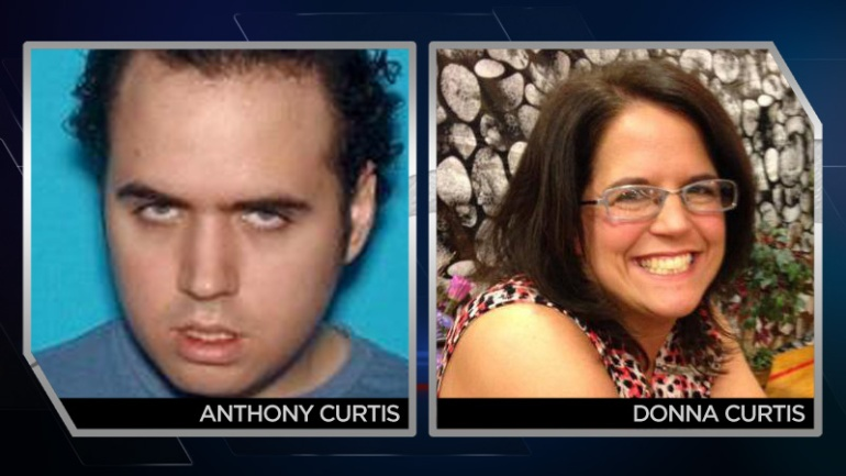 Anthony Curtis, 22, and his mother, Donna Curtis, 43, are missing. (Photos: El Paso County Sheriff's Office)