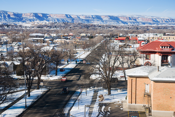 Grand Junction (Photo: Thinkstock)