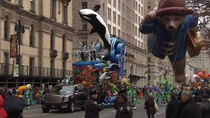 Macy's Thanksgiving Day Parade for 2014