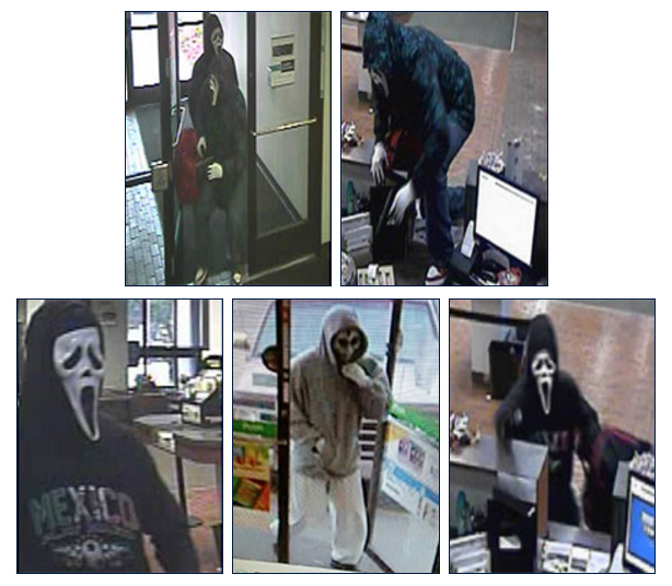 A photo of the two suspects who robbed a Lakewood First Bank on Nov. 18, 2015 were released later in the day. (Photo: FBI)