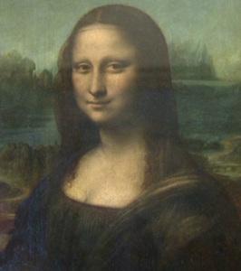 "The ""Mona Lisa."""