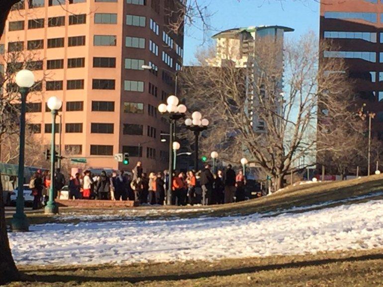 Capitol evacuation