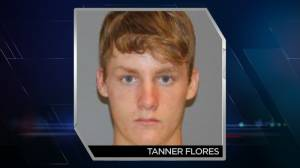 Tanner Flores has been arrested in connection with the homicide of Ashley Doolittle. (Photo: Mesa County Sheriff's Office)
