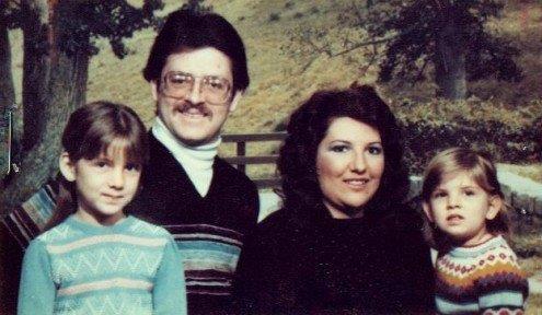 (Photo of Bennett family provided by the Denver Police Department)