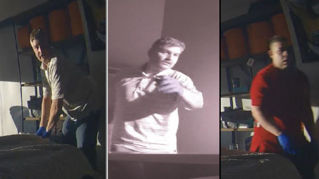 Photos of the suspects from Metro Denver Crime Stoppers.