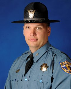 Colorado State Patrol Trooper Cody Donahue