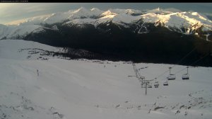 The view at Whistler/Blackcomb, BC on 11/4/16.